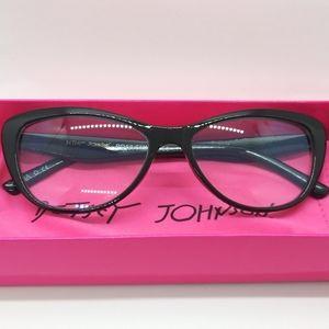 +1.50 Betsey Johnson Reading Blue Light Glasses